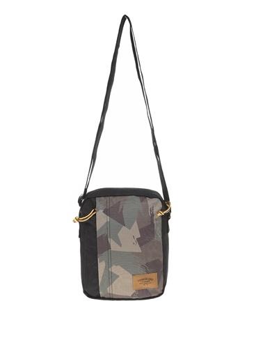 Timberland Messenger / Askılı Çanta Yeşil